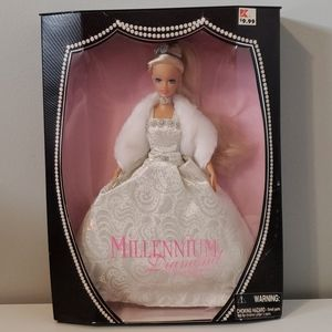 Barbie millennium doll